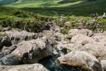 Beautiful Fairy Pools by Budeltier