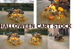 Halloween Cart Set stock images by supersnappz16