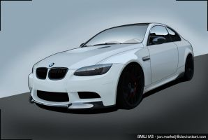 BMW M3 Toon by janmarkelj