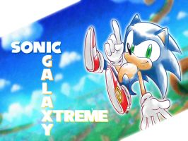 Sonic Xtreme Galaxy by NkoGnZ