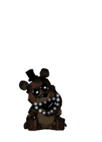 Un-withered Freddle by KeroCraft1395