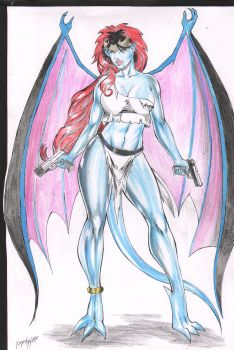 Demona by ednardo666