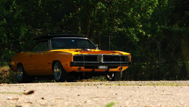 charger hemi II by AmericanMuscle