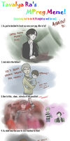 Sherlock Mpreg Meme - THE SEQUEL by wasitelves