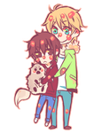 Super Lovers Gif by NatsyLove