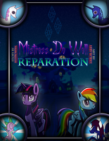Mistress Do Well: Reparation Cover by Arby-Works