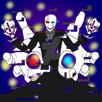 W.D.Gaster by Lionheart2477