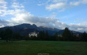Mt. Giewont and Tatras by gandiusz