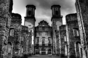 The dark abbey 3 by LogisticaLux