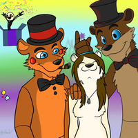 :Gift: YOU'RE THE BIRTHDAY BEARRR by Chillaid