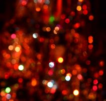Christmas Bokeh by Sizalle