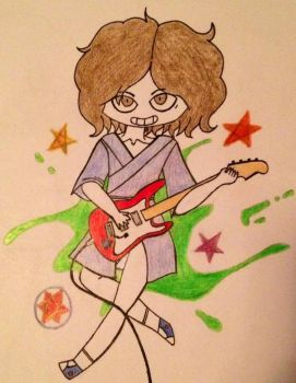 Danny Sexbang is gonna rock your world by DylanSprousAnimHeart
