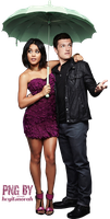 27) Vanessa Hudgens and Josh Hutcherson PNG by heyitsnorah