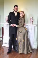 Victorian Couple 8 by Digimaree