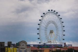 Orlando Eye 2/5/2015 by speedofmyshutter