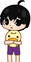 little Hibari by Madam-Milano