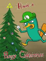 Perry Christmas by Oloring
