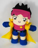 Jubilee Plush, X-Men by sakkysa
