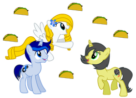 It's Raining Tacos by PaulySentry