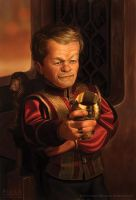 Tyrion Lannister by JakeMurray