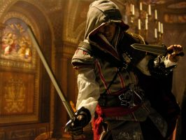 Assassins Creed - Infiltrate by Riebeck