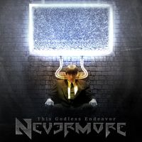 Nevermore - This Godless Endeavor (fanart) by ollieassault