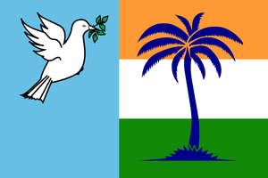 Fiji Hindi flag by hosmich