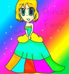 Art trade remke ~Princess Fanny by Fan-Girl-Epicness
