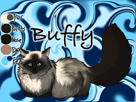 Buffy of ShadowClan - Trail of Ashes by Jayie-The-Hufflepuff