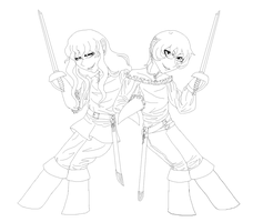 Brothers Of Swords by Akul666