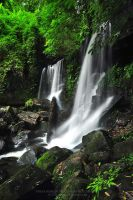 Waterfall3 by porbital