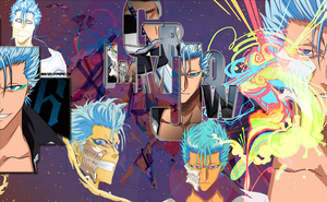 Grimmjow Jeagerjaques by Ishily