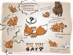 What Does The Fox Say!? by Rachta