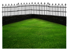 Png Fence by Moonglowlilly