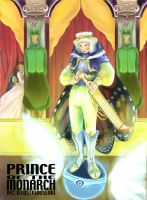 Prince of the Monarch V. 3 by rhythmicStars
