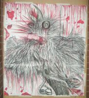 Charcoal Death by TagFox