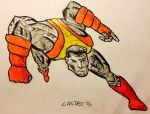 Colossus by HappyArequipe