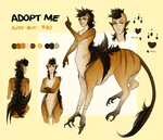 'Centaur' Adopt [AB PRICE DROP] by strxbe