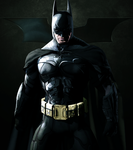 The Dark Knight by LordHayabusa357