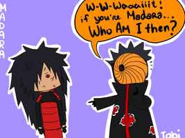 madara and tobi by guardianmo