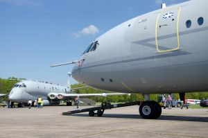 VC10 and Nimrod by dog123456