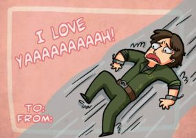 Valentine's Day Silent Hill Downpour by CopperKidd
