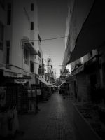 SAN ANTONIO STREET ( MONO ) by ANDYBURGESS