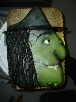 Witch Cake by Kahlan4