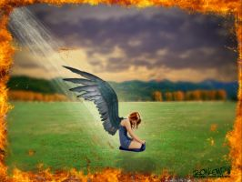the last angel by rowlee