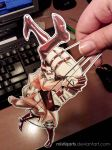 No sudden movements by Mistiqarts
