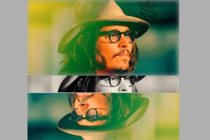 Johnny Depp by MarySeverus