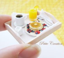 12th scale breakfast in bed4 by PetiteCreation