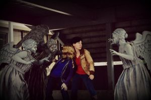 Doctor Who: Don't Blink! by Ravenspiritmage