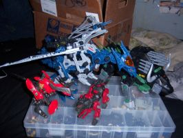More new zoids4 by Ozzlander